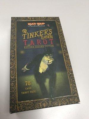 WHOLESALE: Tinker's Damn Tarot STANDARD Edition