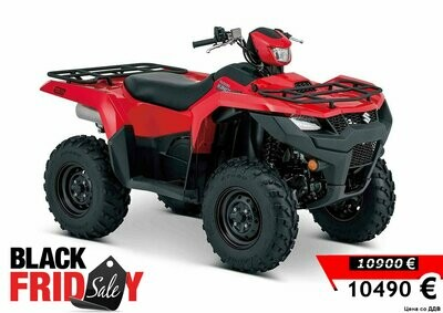 SUZUKI KING QUAD 750 EPS