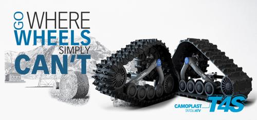 Gasenici za ATV Camoplast Tatou T4S 5807