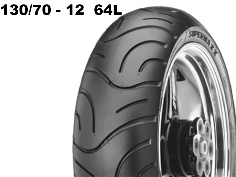 Maxxis 130/70-12 64L 14303