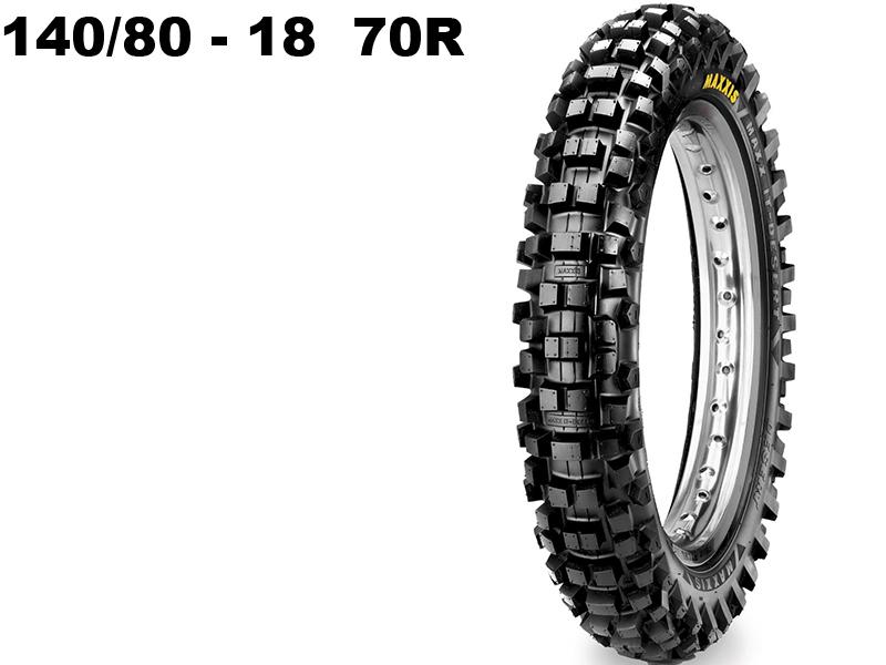 Maxxis 140/80-18 Enduro 70R