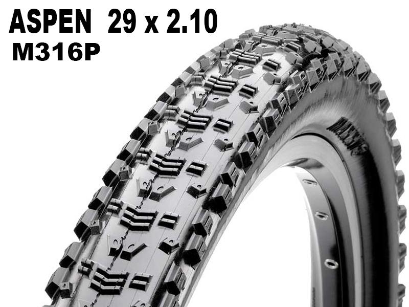 Maxxis Aspen 29x2.10 M316P Wire 14360 / TB96689600