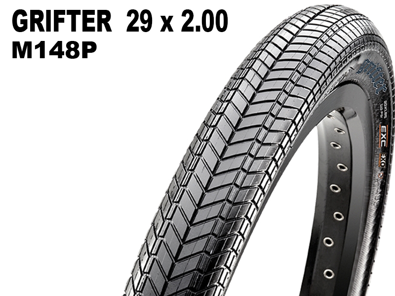 Maxxis Grifter 29x2.00 M148P Wire 14365 / TB96648000