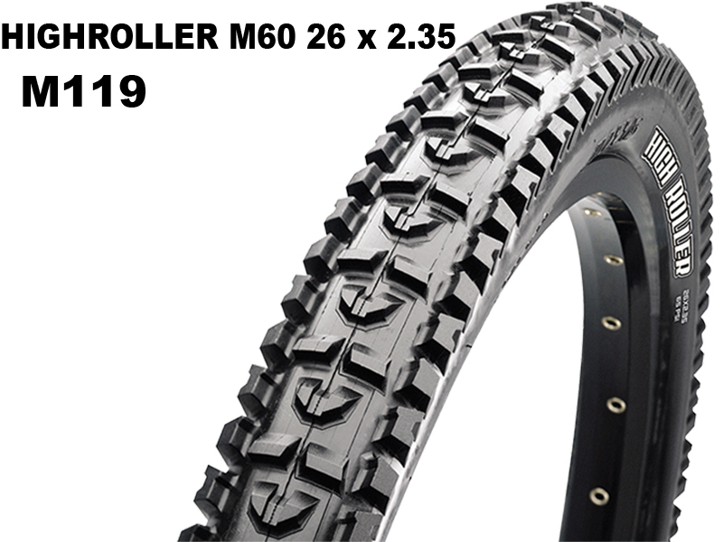 Maxxis Highroller M60 Wire 14352 / TB73614500