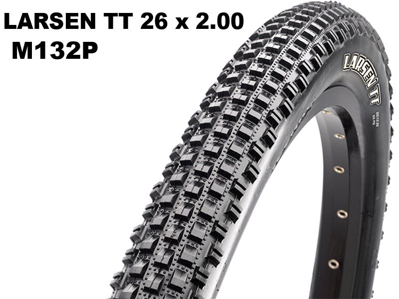 Maxxis Larsen TT 26x2.00 M132P Wire 14348 / TB69084100