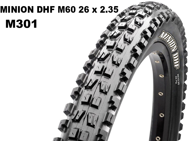 Maxxis Minion DHF M60 Wire 14350 / TB73550400