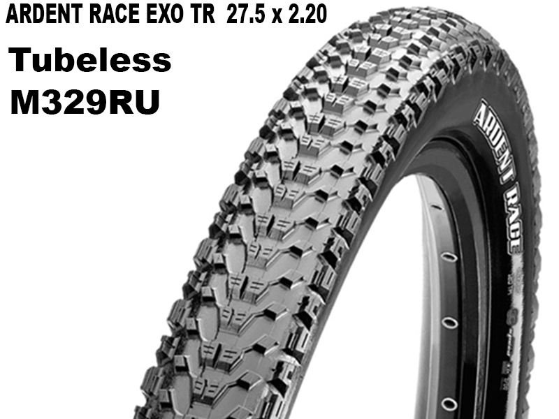 Maxxis Tubeless Ardent Race + EXO TR Foldable