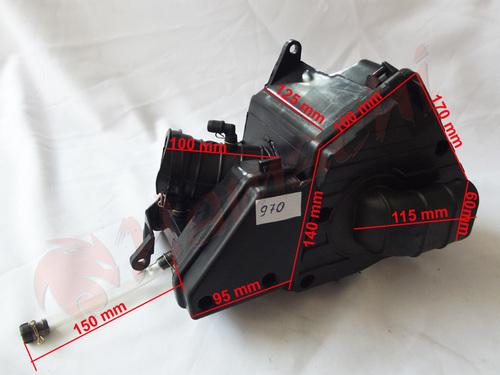 Филтер за воздух комплет 250сс