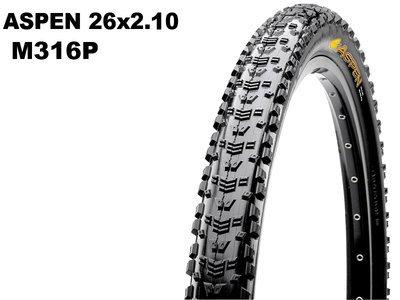 Maxxis Aspen 26x2.10 M316P Wire
