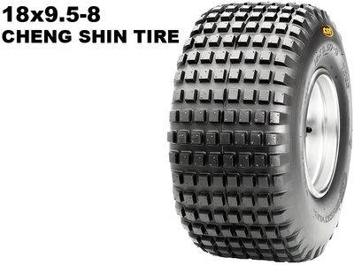 Cheng Shin Tire 18x9.50 - 8 ATV