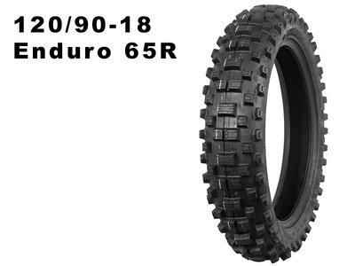 Maxxis 120/90-18 Enduro 65R