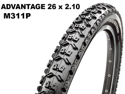 Maxxis Advantage 26x2.10 M311P Wire