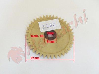 Зупчаник кај улјена пумпа 400V