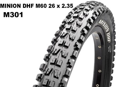 Maxxis Minion DHF M60 Wire
