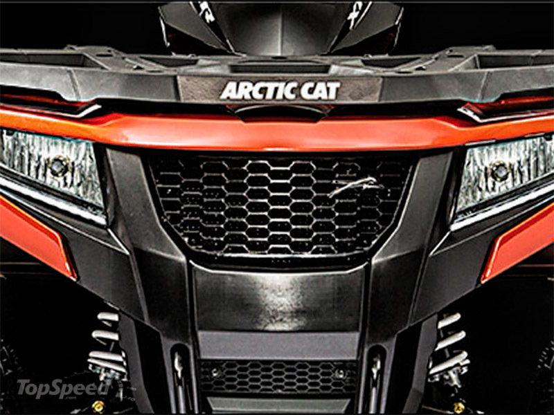 Arctic cat 550 EPS