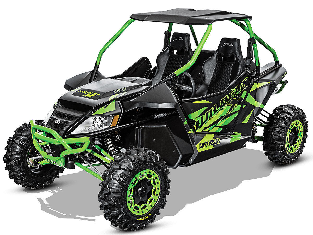 Arctic Cat WILDCAT X **