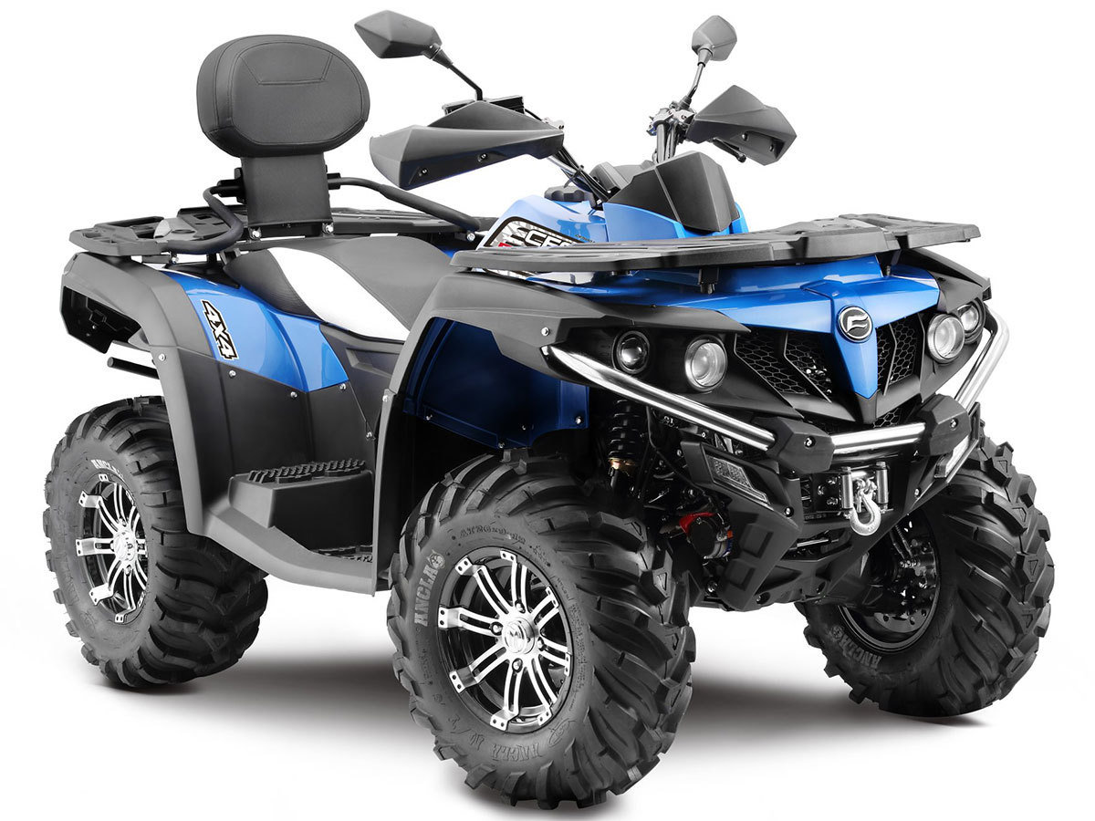 CF MOTO X – 550