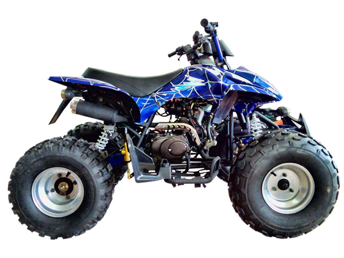 JONWAY ATV 50 - 4