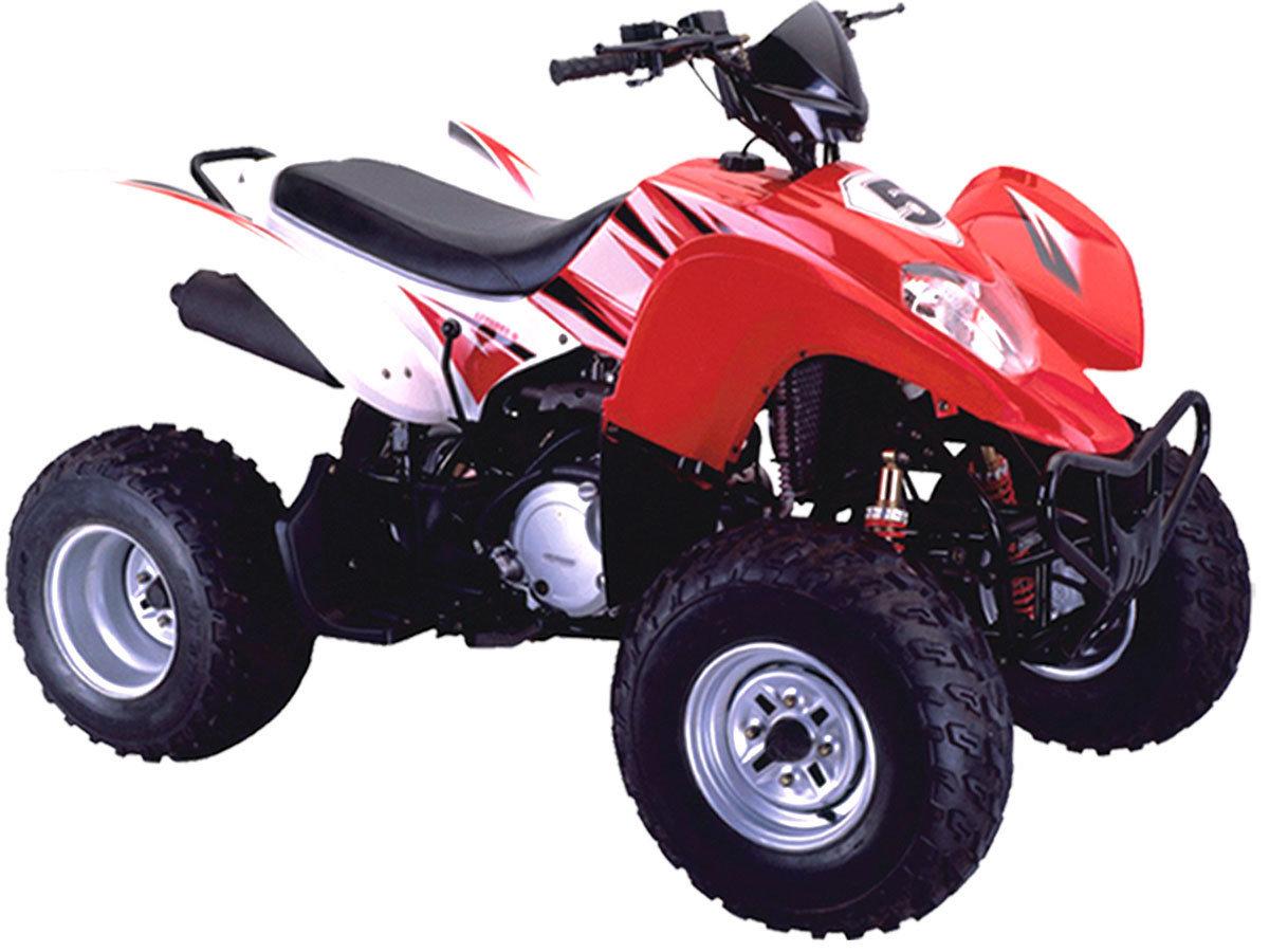 LIFAN ATV 250 - 5ST 6102/