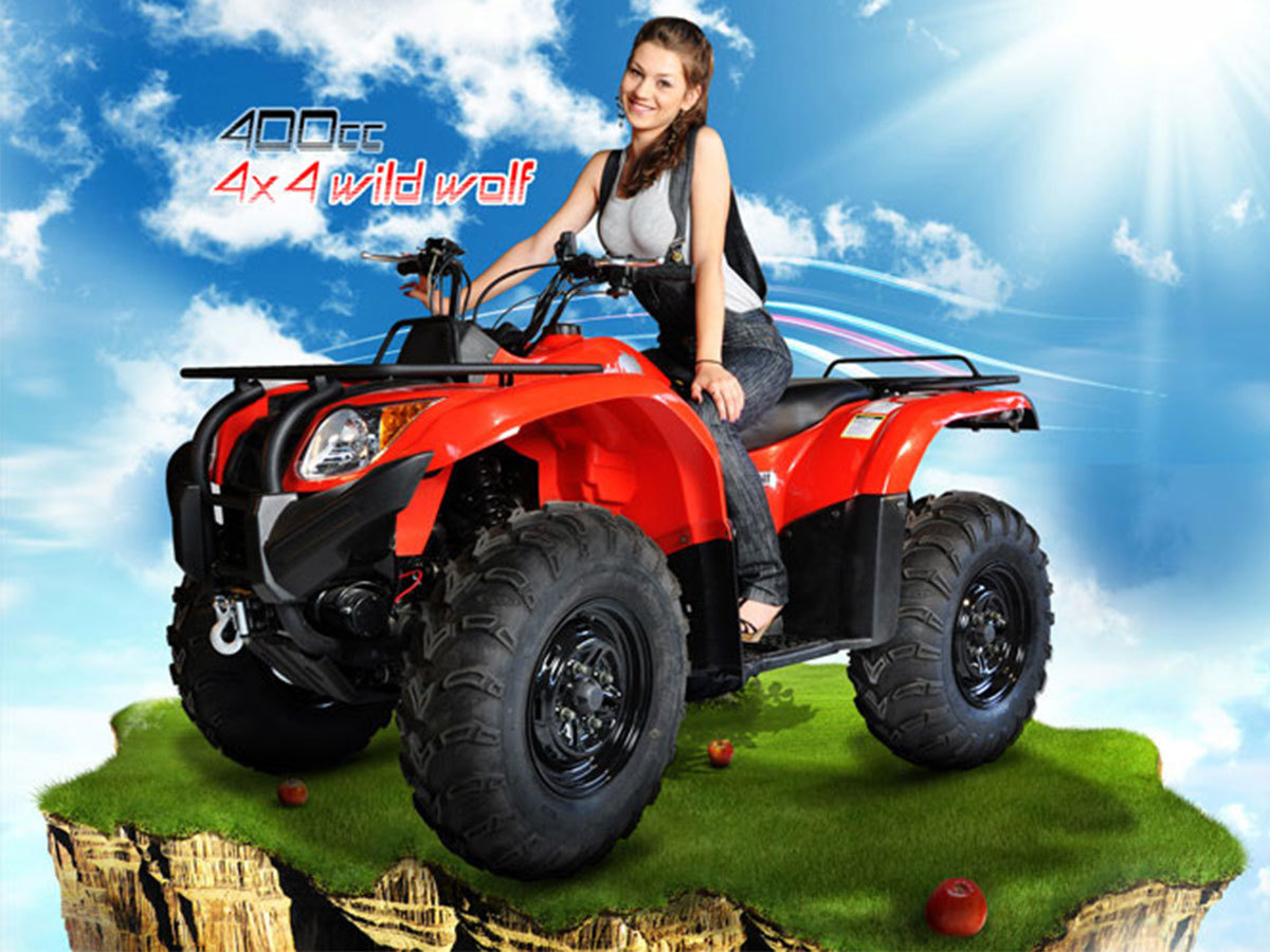 LIFAN ATV 400 ST