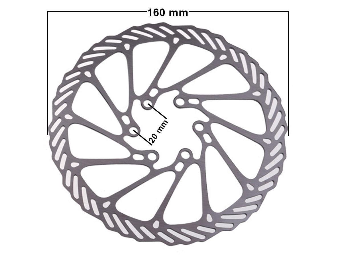 Ротор 160 mm 5927