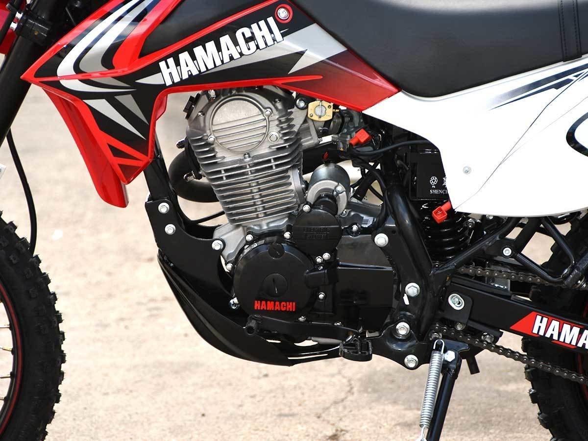 HAMACHI YX 125 KROSS