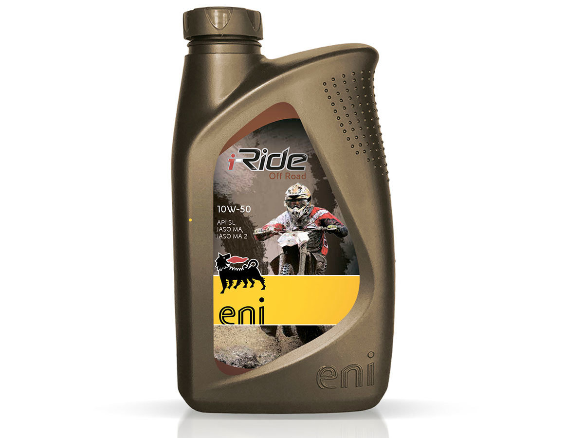 Maslo ENI i-Ride 10W50 Off Road