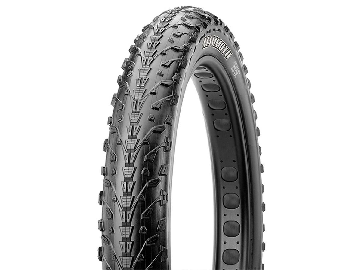 Maxxis Mammoth 26x4.0 + Backpack