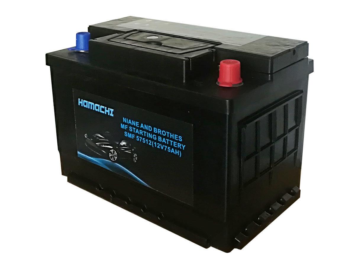 Akumulator Hamachi 12V75Ah 17141