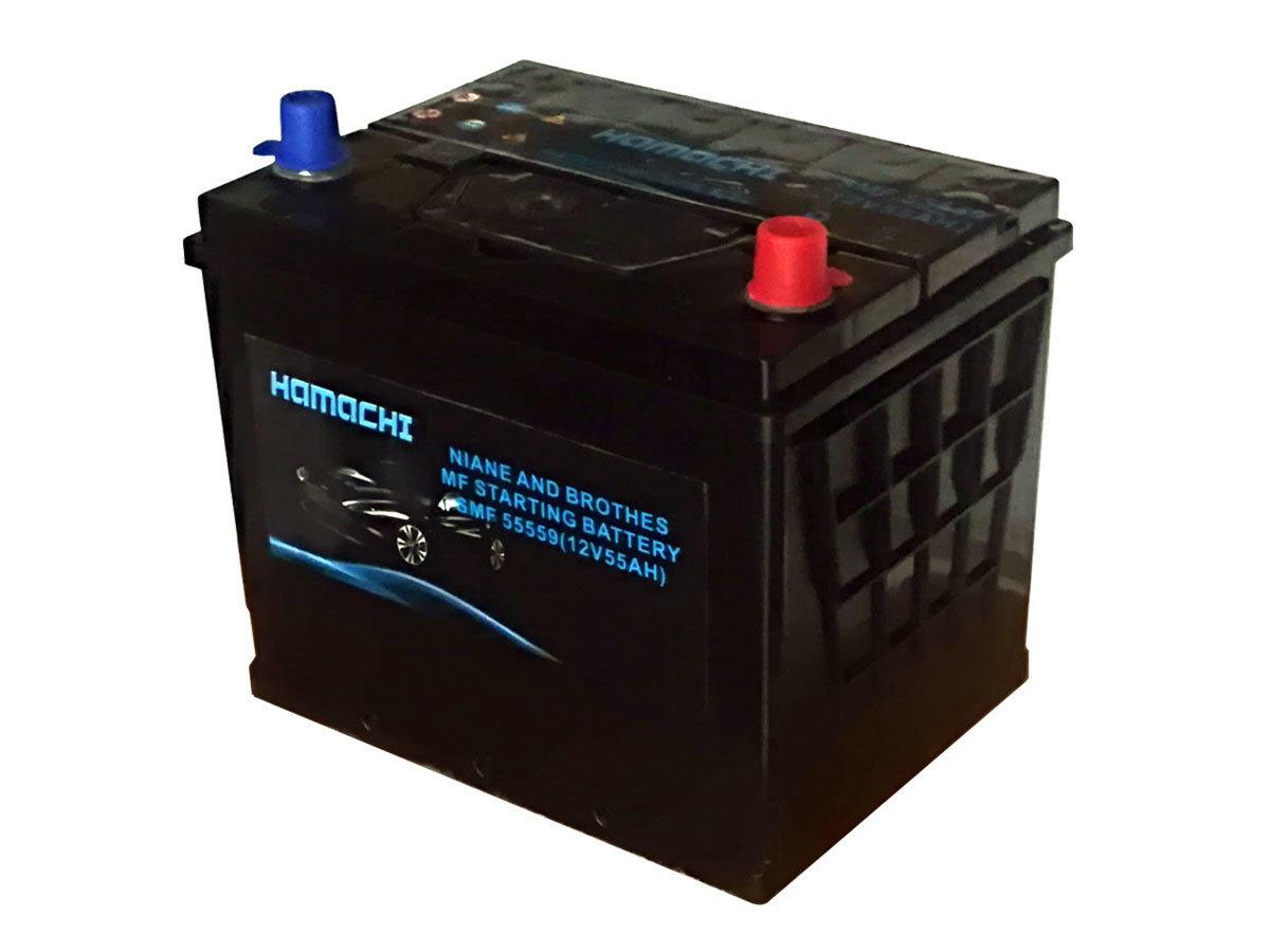 Akumulator Hamachi 12V - 55 Ah 17140