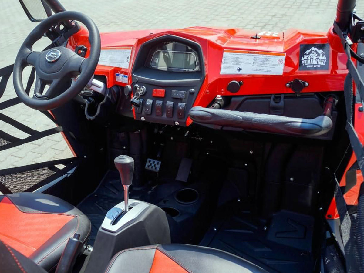 CF MOTO Z-Force 550 EX