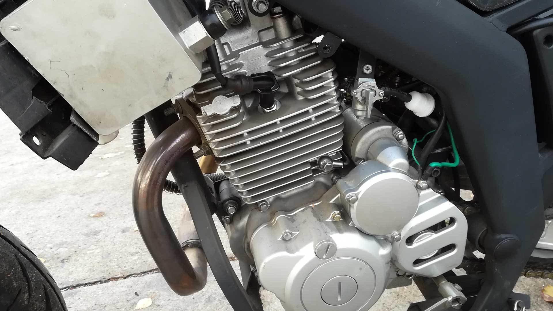 STR 250