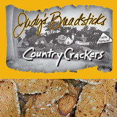 Country Crackers - 5oz. 000009