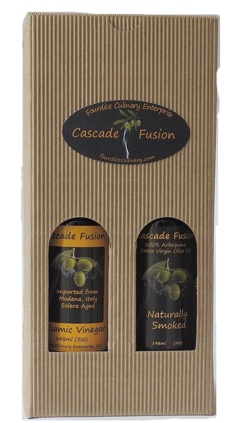 Cascade Fusion Gift Box (small)