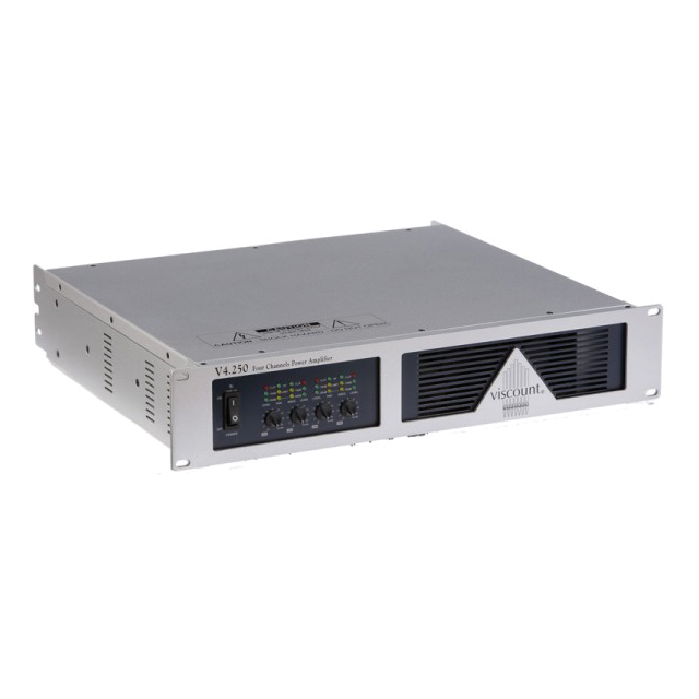 V8.250 8 channel amplifier