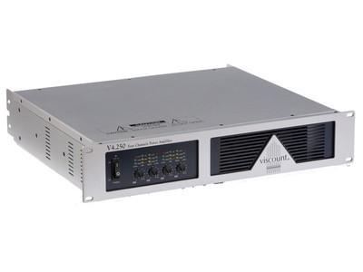 V4.250 4 channel amplifier