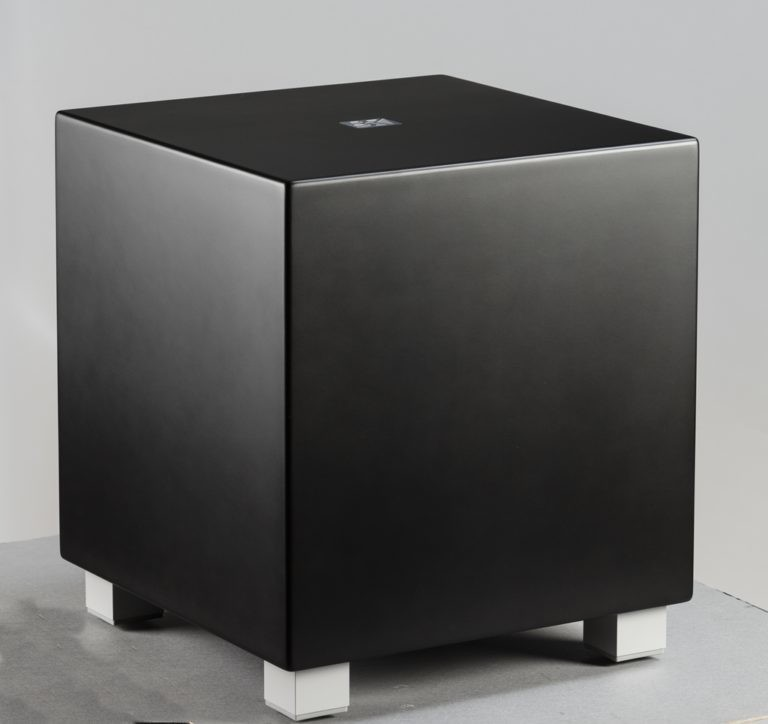 Deluxe finish bass speaker