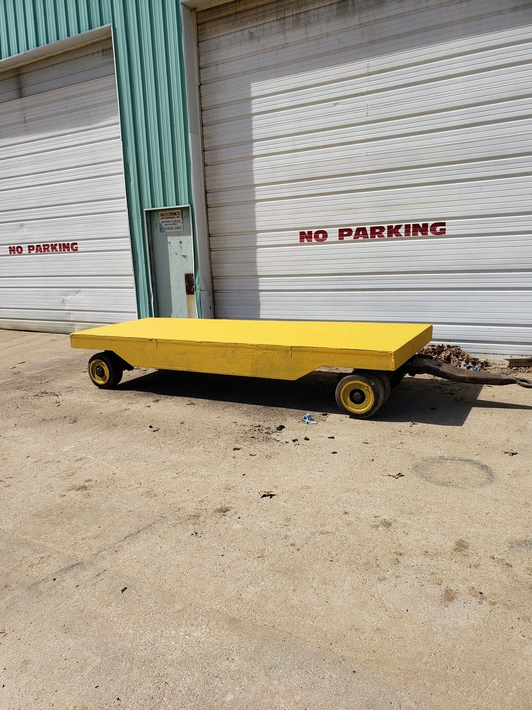 30,000lb Die Cart For Sale