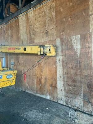 7.5 Ton Capacity Broderson Mobile Crane For Sale
