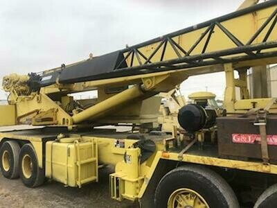 40 Ton Capacity Grove Truck Crane For Sale