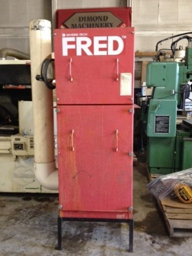 Diversi-Tech Fred Fume Mist Dust Collector For Sale