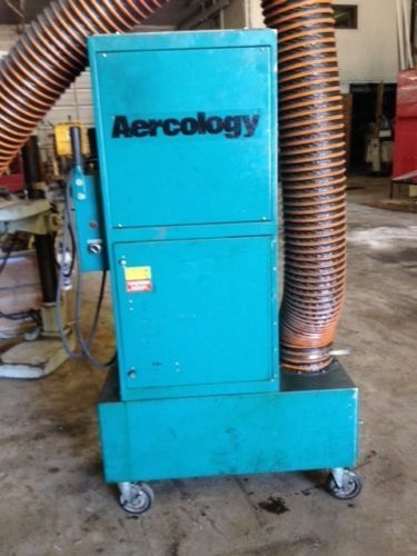 Aercology Portable Electrostatic Fume Mist Dust Collector For Sale