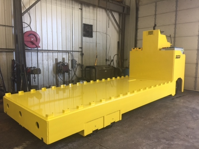 150,000lb. Capacity Rico Die Carrier For Sale