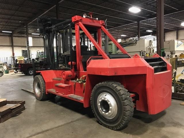 36,000lb Taylor Forklift For Sale
