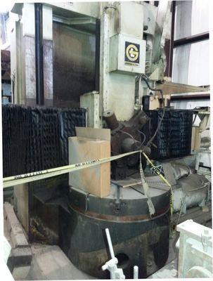 Giddings & Lewis CNC Vertical Turret Lathe (VTL) For Sale
