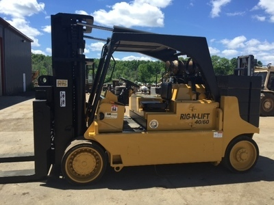 40,000lb-60,000lb Royal Forklift For Sale Like Versa-Lift 40/60