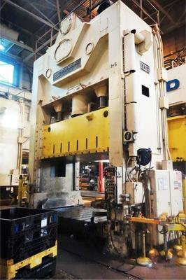 USI Clearing 600 Ton Press For Sale Straight Side 6 Available