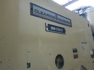 Clearing Niagara Flange Bed Press Brake For Sale