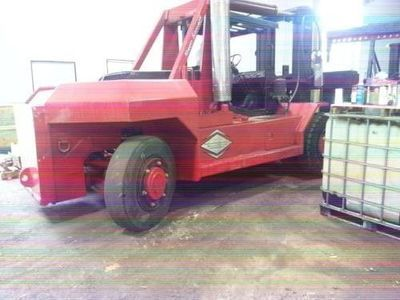 80,000lbs. Bristol Riggers Forklift Truck For Sale