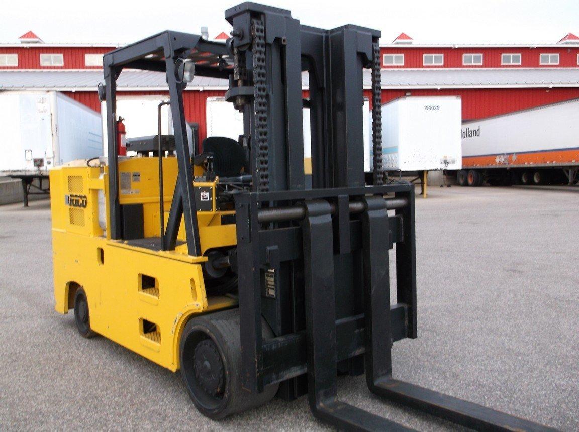 30,000lb Rico Forklift For Sale